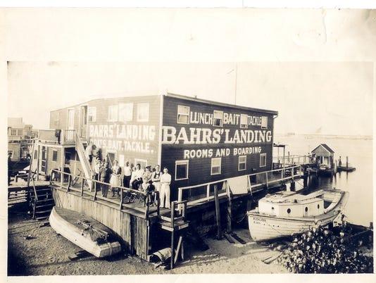 Bahr's Landing