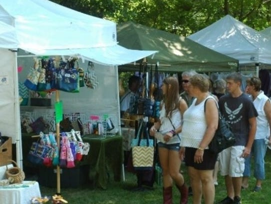 Artisans and craftspeople from Wisconsin and across