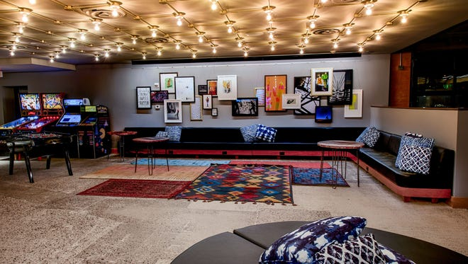 The new Moxy Hotel in Tempe is a Marriott brand geared to the millennial generation.