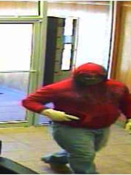 Carlsbad Bank Robbery