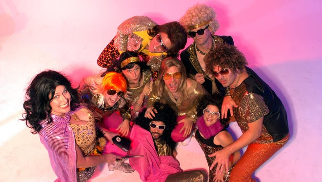 The popular funk-disco band VO5 will perform from 6:30 to 9:30 p.m. on Oct. 2.