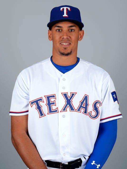 2017 Texas Rangers