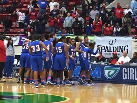 Pine Forest beat Winter Haven 50-44 to advance to state championship