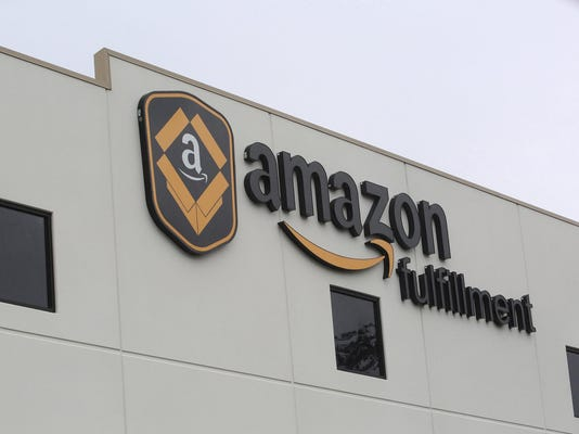 Amazon seeks to fill 50,000 warehouse jobs