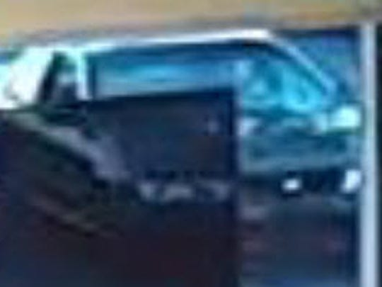 Scottsdale Police are looking for the driver of this