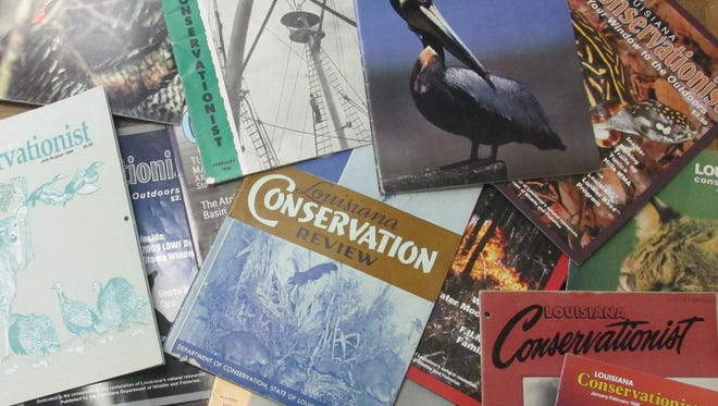 The Louisiana Conservationist, a publication of the Louisiana Department of Wildlife and Fisheries, will return this fall.