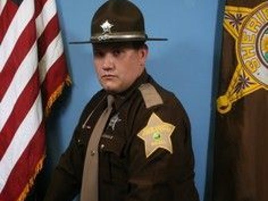 Jacob Pickett Boone County Sheriff's Deputy Jacob Pickett