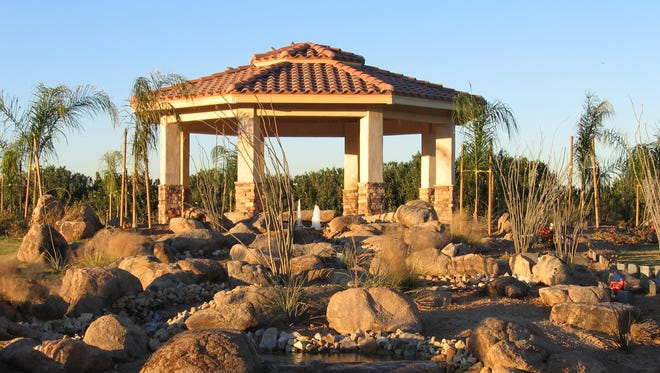 Valley of the Sun Mortuary and Cemetery Cremation Garden in Chandler.