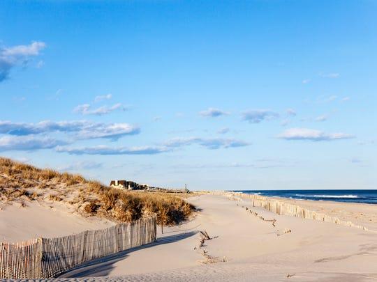 Fire Island National Seashore:    MikeRega:iStock