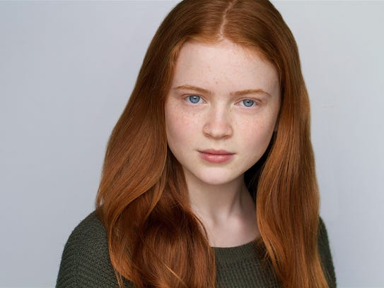 Sadie Sink plays Max, the new girl in town who some