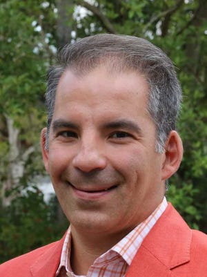 Athan Barkoukis is Executive Director of the Friends of Rookery Bay