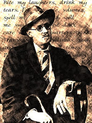 """Irish author James Joyce's novel """"Ulysses"""" sparked an annual tradition called Bloomsday based on the book's main character, Leopold Bloom. Enjoy readings from Ulysses at Cassiopeia Books on June 16."""
