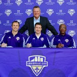 Louisville City FC coach James O'Connor signs new contract