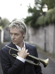 Chris Botti closes the Burlington Discover Jazz Festival with his concert Sunday at the Flynn Center.