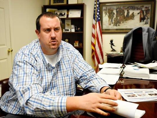 Rep. Seth Grove discusses Gov. Tom Wolf's answer to