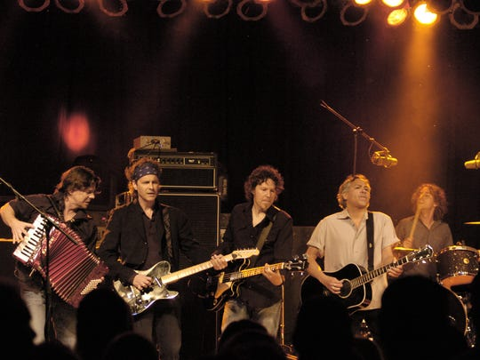 The BoDeans kick off Riverfront Rendezvous back in 2008 at Pfiffner Pioneer Park in Stevens Point. The band will return to headline this year's event, which will take place July 1-3, 2016.