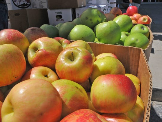 While the North Carolina Apple Festival is certainly