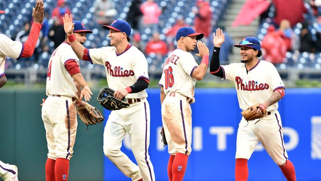 The Phillies have already swept the Washington Nationals and at 16-13 have significantly outperformed most preseason expectations.