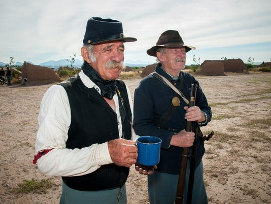 Fort Selden Frontier Day
