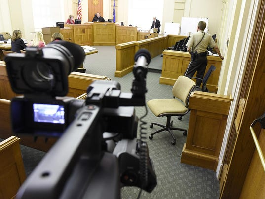 cameras in the courtroom The prop 8 trial kicked off in california yesterday, with superstar lawyers david boies and ted olson arguing that california's ban on gay marriage is unconstitutional (no doubt lead defense.