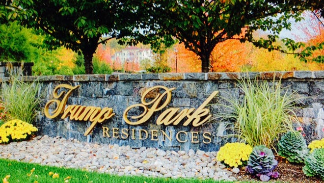 Trump Park Residences in Shrub Oak