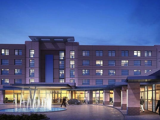 A Potential Rendering Of The Upscale Boutique Hotel Planned For Ucf S Main Campus Photo Via Board Trustees Doents