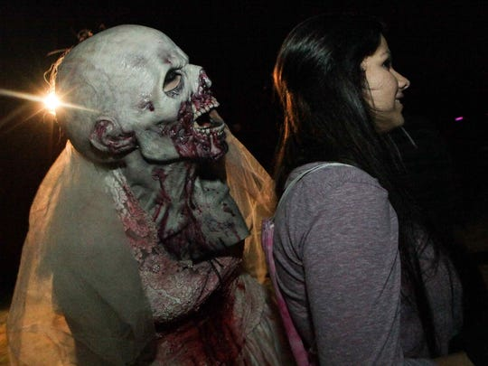 Middletown's Frightland will open for a preview weekend Sept. 30.