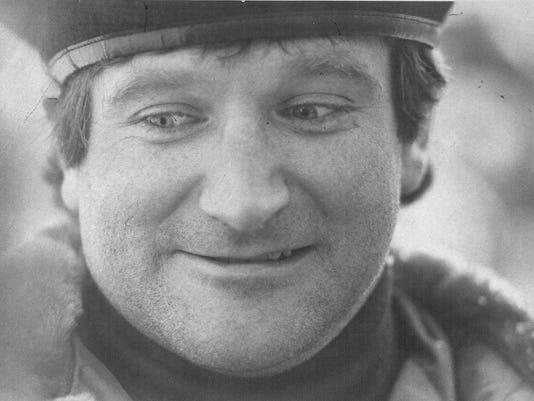 BUR 0813 Robin Williams Vermont
