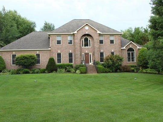 This Franklin home has four bedroom and features an