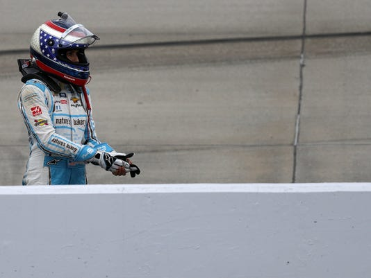 NASCAR Sprint Cup Series AAA 400 Drive For Autism - Practice