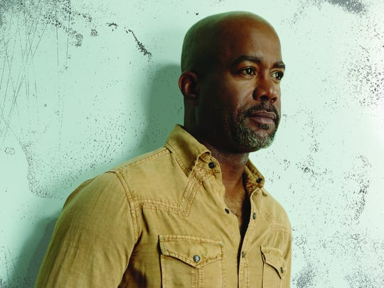 "Darius Rucker ""When Was the Last Time"""