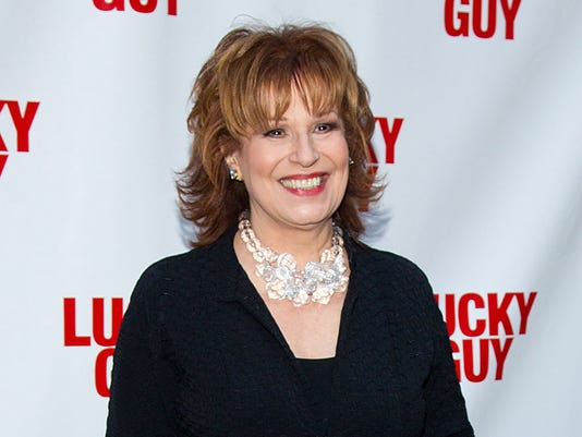 Theater-Joy Behar