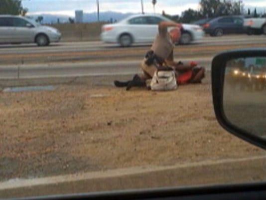 Highway Patrol Woman _Davi
