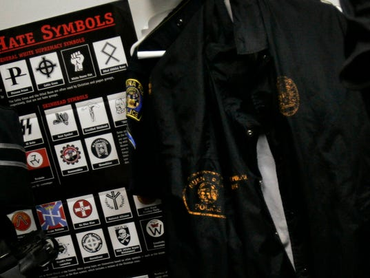 AP White Supremacist Gang