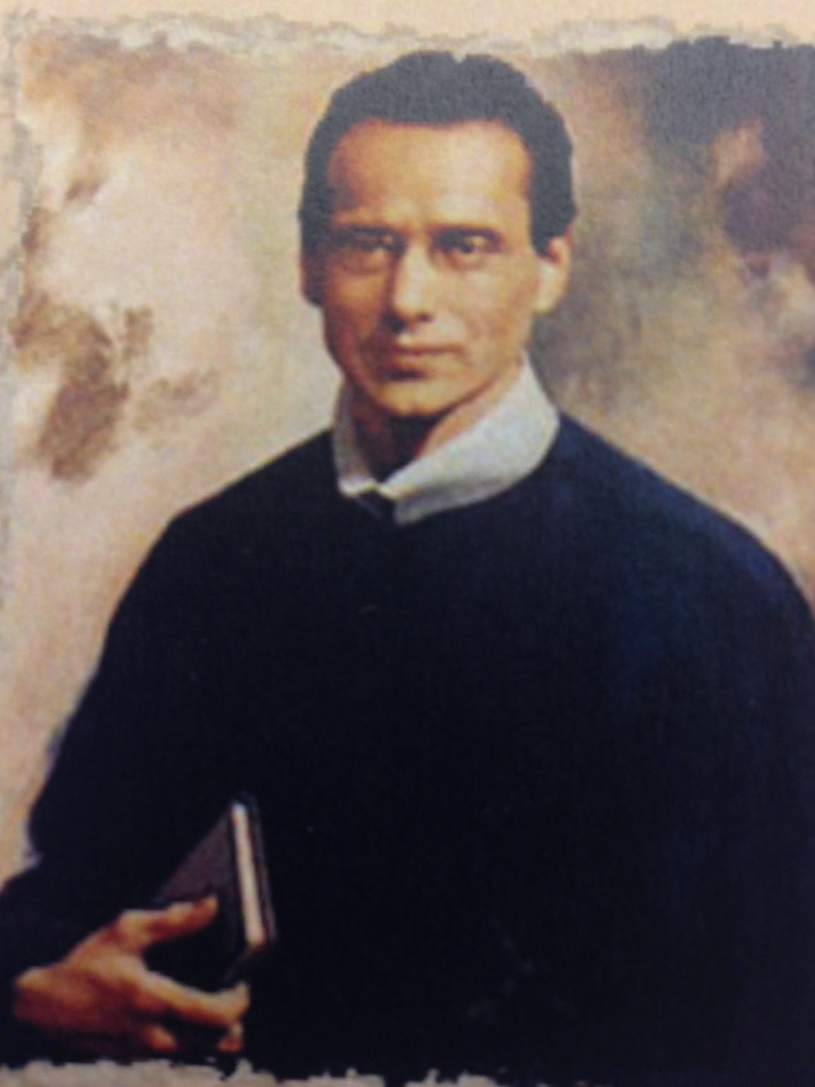 Blessed Father Francis Xavier Seelos finished his ministry