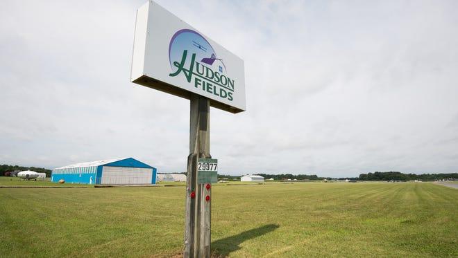 Hudson Fields in Milton.