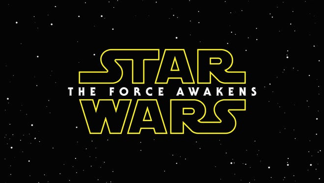 The first trailer for 'Star Wars: The Force Awakens' will debut in 30 theaters this weekend.