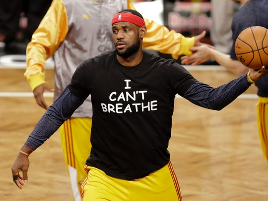 FILE - In this Dec. 8, 2014 file photo, Cleveland Cavaliers'