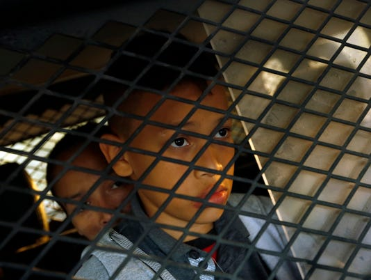 1 in 5 immigrant children detained during 'zero tolerance' border policy are under 13