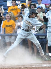 Oak Grove took two out of three from DeSoto Central in the Class 6A State Championship series in May to claim the top prize for high school baseball in 2014.