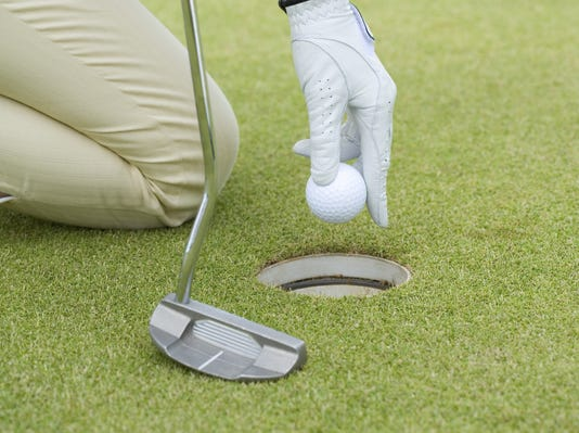 Golf Getty Images File Photo