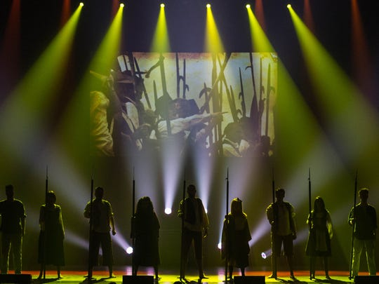 """Irish music/dance/performance troupe Celtic Nights presents tales of immigration in """"Oceans of Hope"""" March 15 at Door Community Auditorium."""