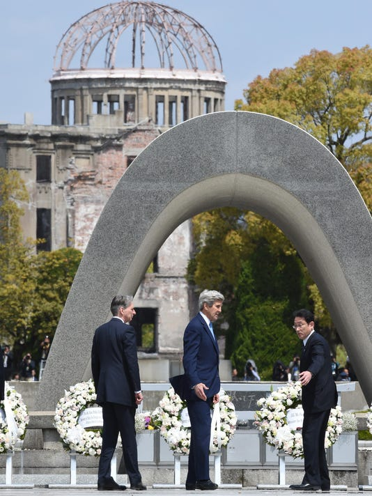 JAPAN-G7-DIPLOMACY-HIROSHIMA