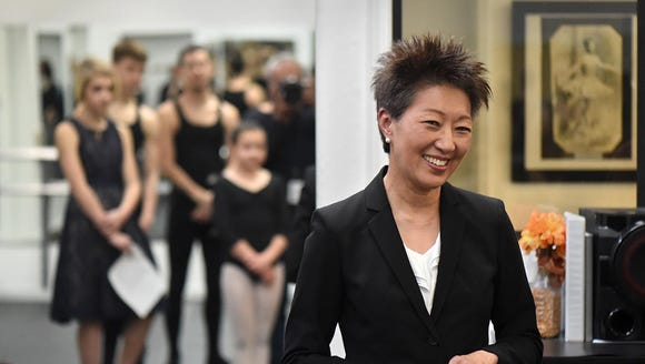 Jane Chu, the national director of the National Endowment for the Arts.