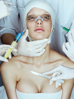 Americans spent more than $16 billion on cosmetic plastic surgery in 2016.