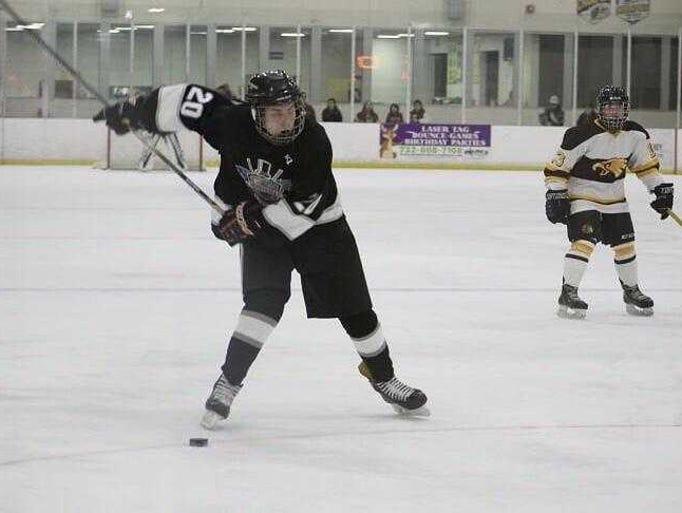 Woodbridge Township ice hockey
