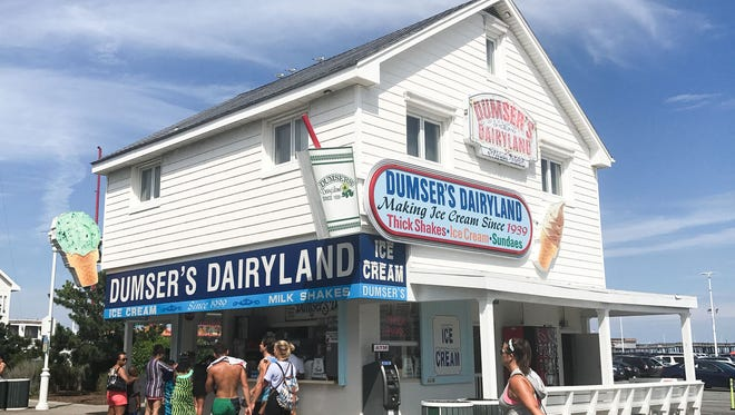 The building that houses Dumser's Dairyland located on the boardwalk in Ocean City, Md. has been recently involved in a lawsuit filed in Worcester County Circuit Court. Friday, August 11, 2017.