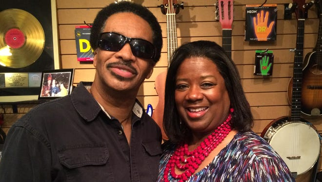 Jon E. Gee and his wife, Mrs. Gee, are the owners of Carmel Music Academy.