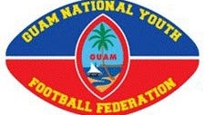 Guam National Youth Football Federation logo.