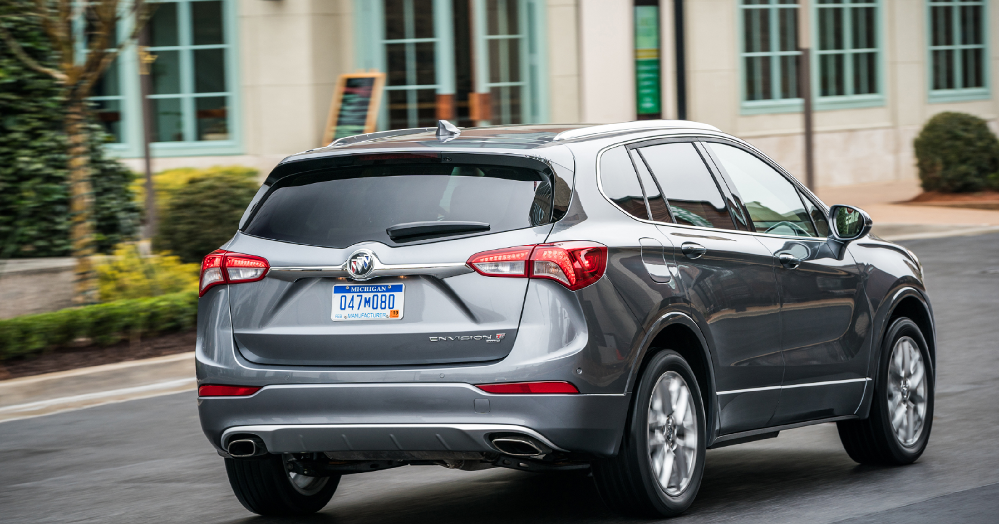 Buick Removes Brand Name From Vehicles For 19